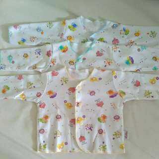 baby long sleeves 3 pcs Libby baby