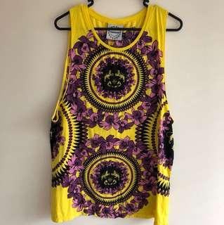 Fairground Xs Printed Dress