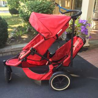 Double stroller