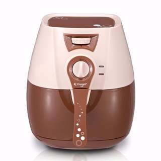 Multifunction Healthy Air Fryer Cooker Machine (Brown)