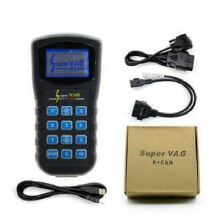 For Super VAG K+CAN V4.8 Super VAG K CAN 4.8 Odometer Correction Tool Airbag Reset tool Key programmer