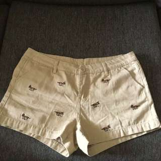 Hush puppies 'puppy' shorts - Size L