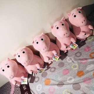 火腿豬 火腿博士 玩具總動員 豬娃娃