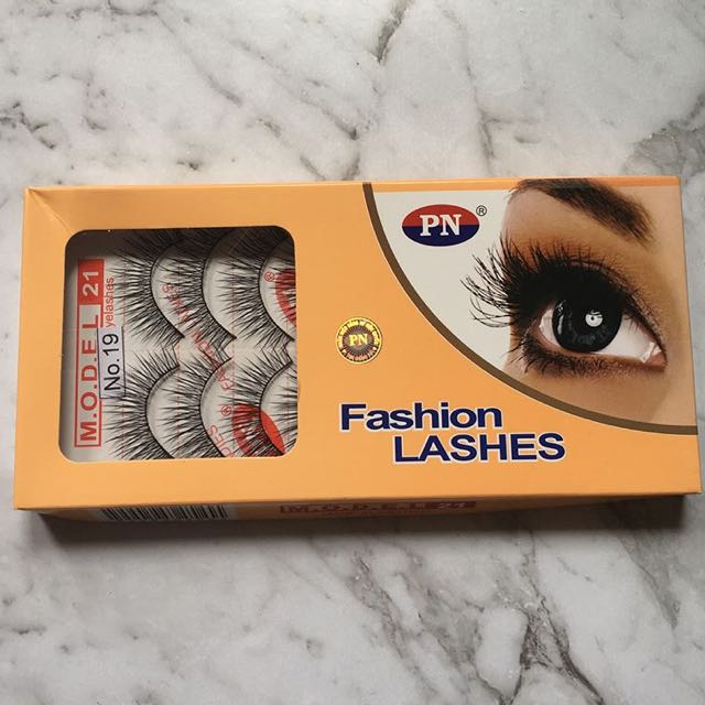 10 PACK LASHES