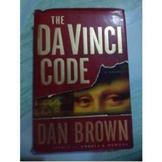 HARD BOUND The Da Vinci Code by Dan Brown