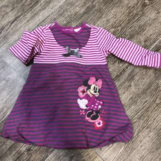 Almost new premium quality and cute Disney dress