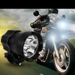 FREE DELIVERY GOOD QUALITY LED fog light for motorbike,  Escooter,  ebike,  bicycle