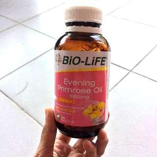 Bio-Life Evening Primrose Oil 1000mg