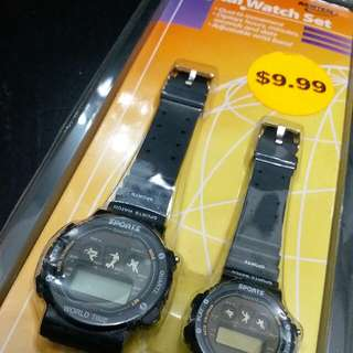 Digital Watch Set