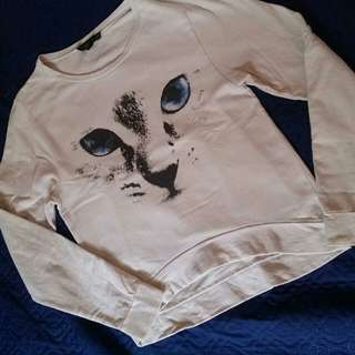 TOPSHOP Kitty Sweater