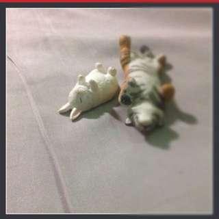 🚚 仰睡系列兔子