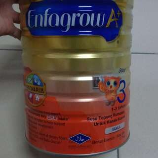 Enfagrow 1.7kg step 3