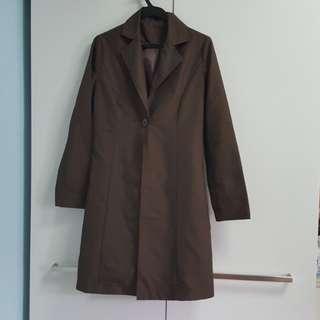 Coat Style Jacket