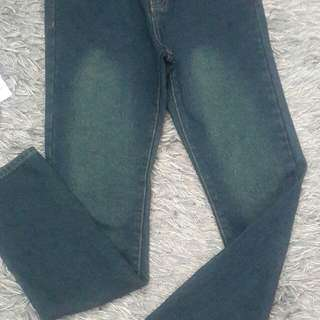 Poney blue jeans stated size 11-12yrs