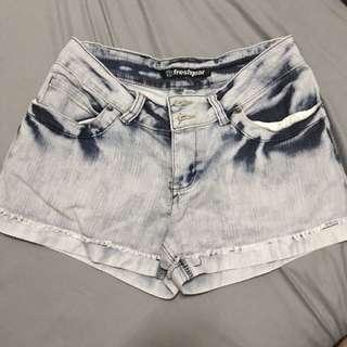 RRJ shorts