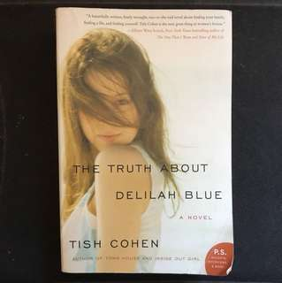 The Truth About Delilah Blue (Paperback)