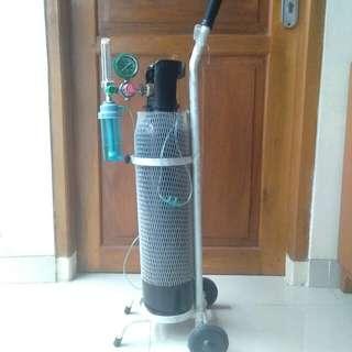 Tabung oksigen portable
