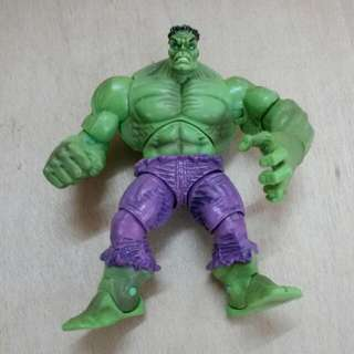 Marvel Comic Hulk By Hasbro