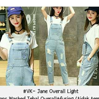 Jumper long jeans only