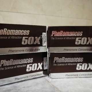 Pheromance x50