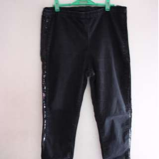 Marks & Spencer pants with studs on side