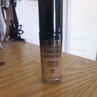 Milani Conceal and Perfect (09 Tan)