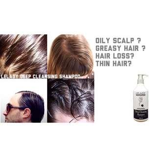 Oily Hair Scalp Professional Shampoo