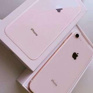 New iPhone 8 Plus (大量現貨) 低過原價發售 送禮自用必備
