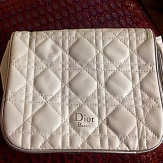 Christian Dior Toiletries/ Make Up Bag