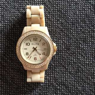 ELITE (coffee coloured) Watch