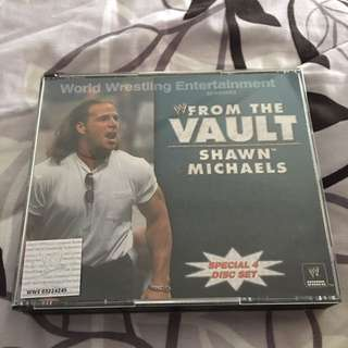 from the vault shawn michaels