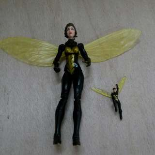 Marvel Wasp By Hasbro