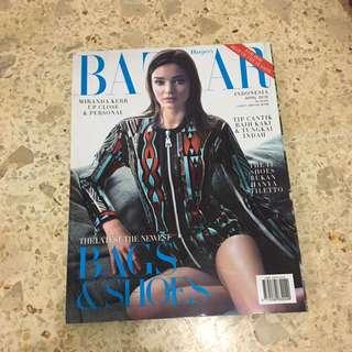 Harper's Bazaar April 2016