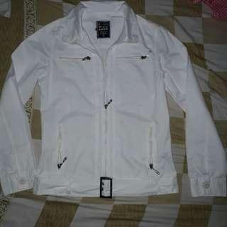Mr. Lee white jacket