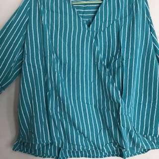 Rubylicious Striped Shirts
