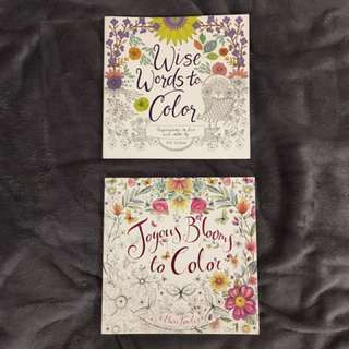 BRAND NEW Colouring Book