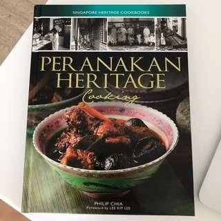 Peranakan Heritage Cooking Cookbook