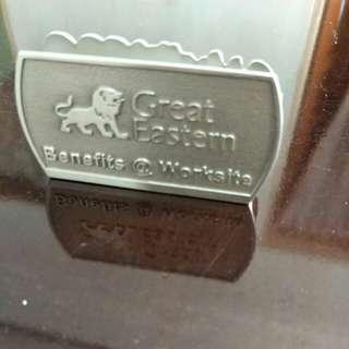 Great Eastern name card holder