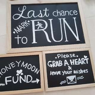 Customize your own personal sign