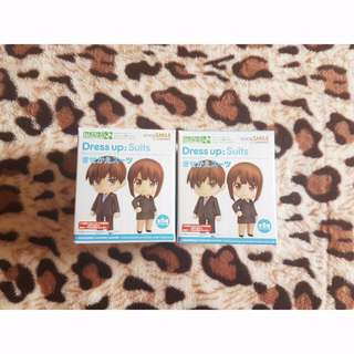(Price Reduced) Nendoroid More - Dress Up Suits