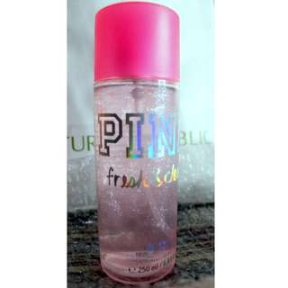 authentic victorias secret FRESH & CLEAN shimmer mist