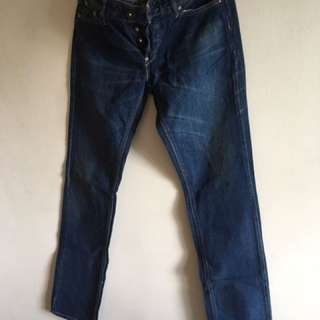 Original Replay blue jeans size 29