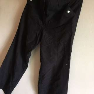 BHS long trousers in black