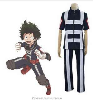 [PO] Boku no hero acadamia cosplay