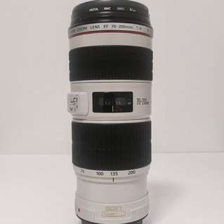 Canon lens EF 70-200mm IS USM