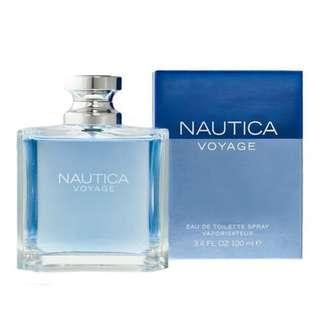 NAUTICA VOYAGE EDT FOR MEN (100ml/Tester) Blue