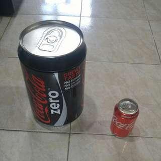 Coke zero 儲物罐