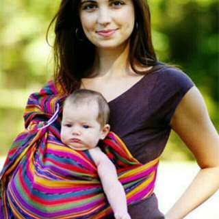 """Ring Sling"" Baby Carrier"