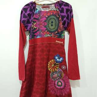 BNWT Desigual Dress for 11-12 Years Old