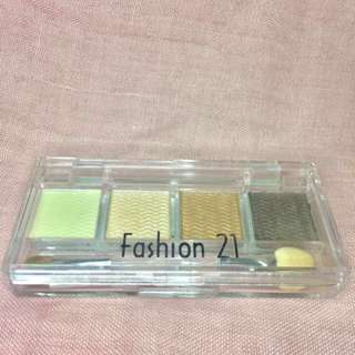 Fashion 21 Eyeshadow Bar